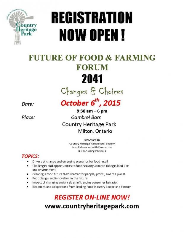 Future of Farming Forum