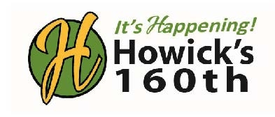 Howick 160 logo