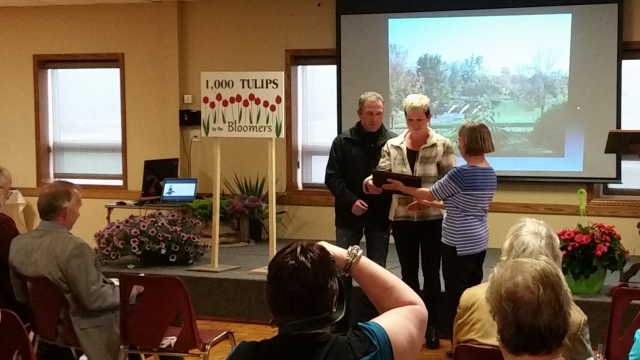"2017 Howick ""Citizen of the Year"" award was presented to Lisa and Bill D'Arcey"